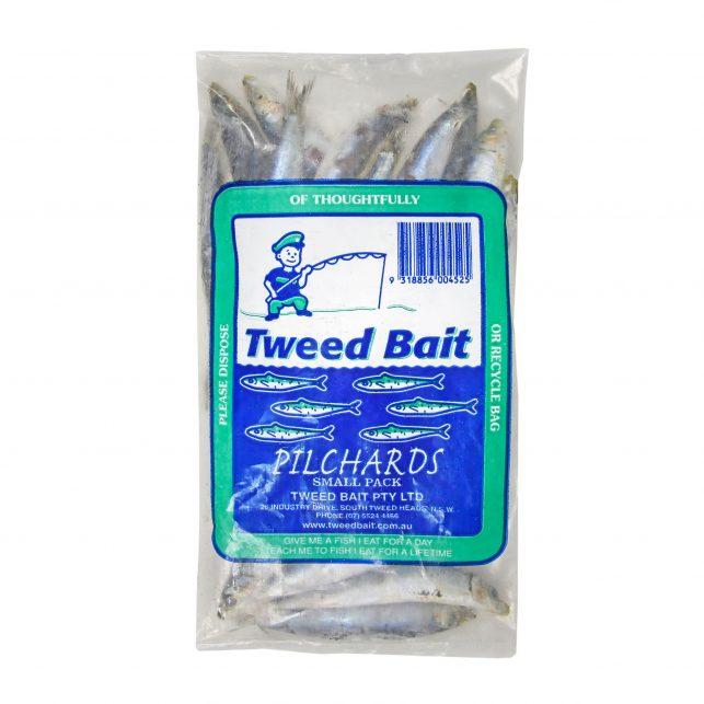 Tweed Bait pilchards